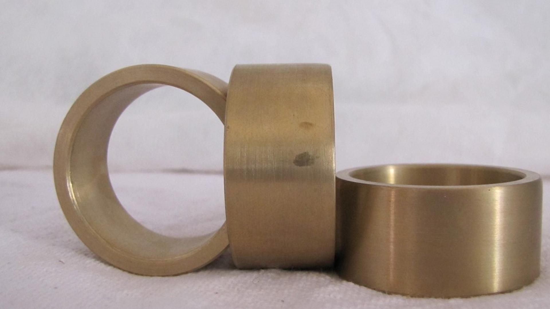 Buchas em bronze - Bujes en bronce 2