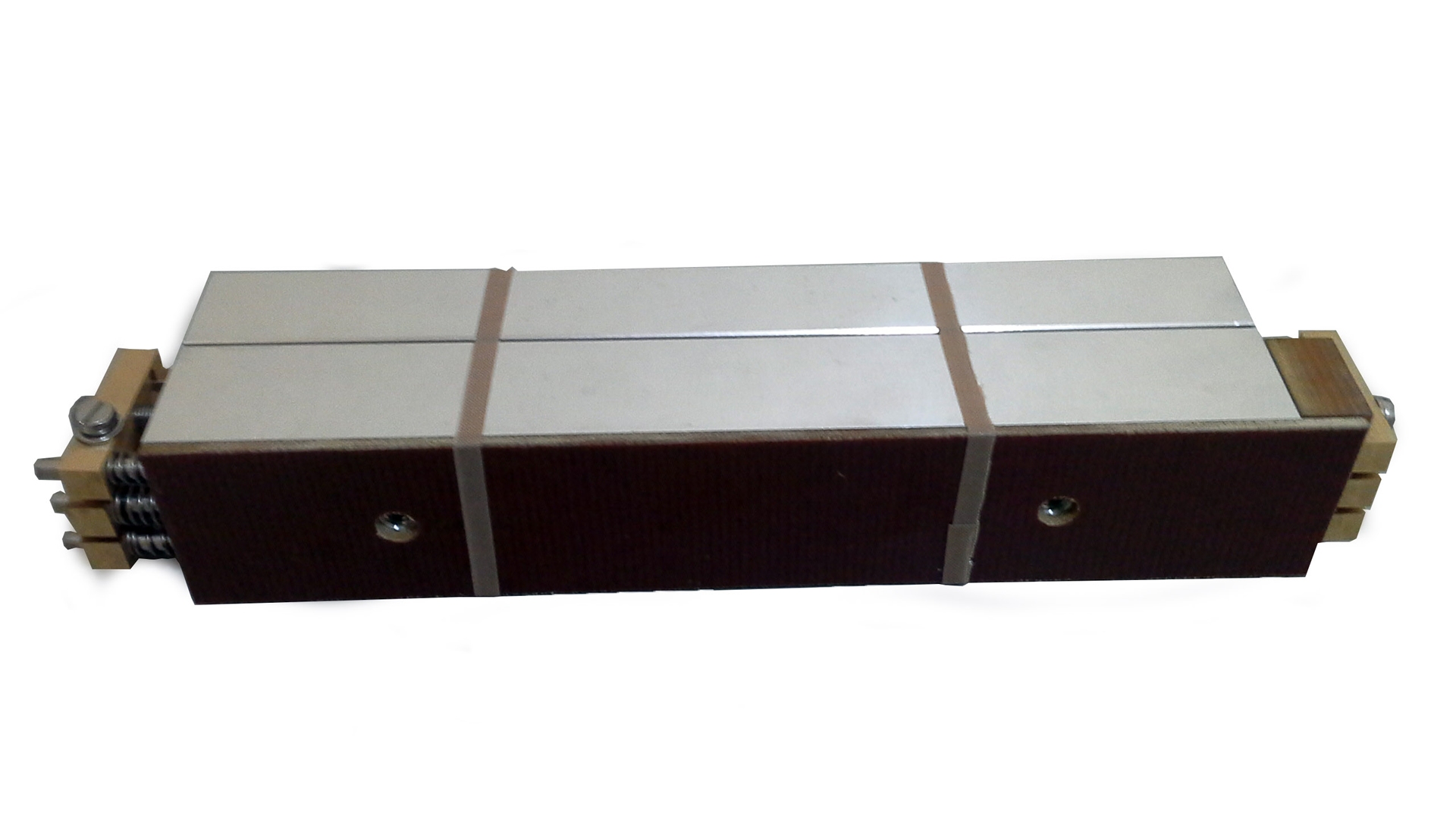 Mordaças embaladoras - Mordazas empacadoras 2